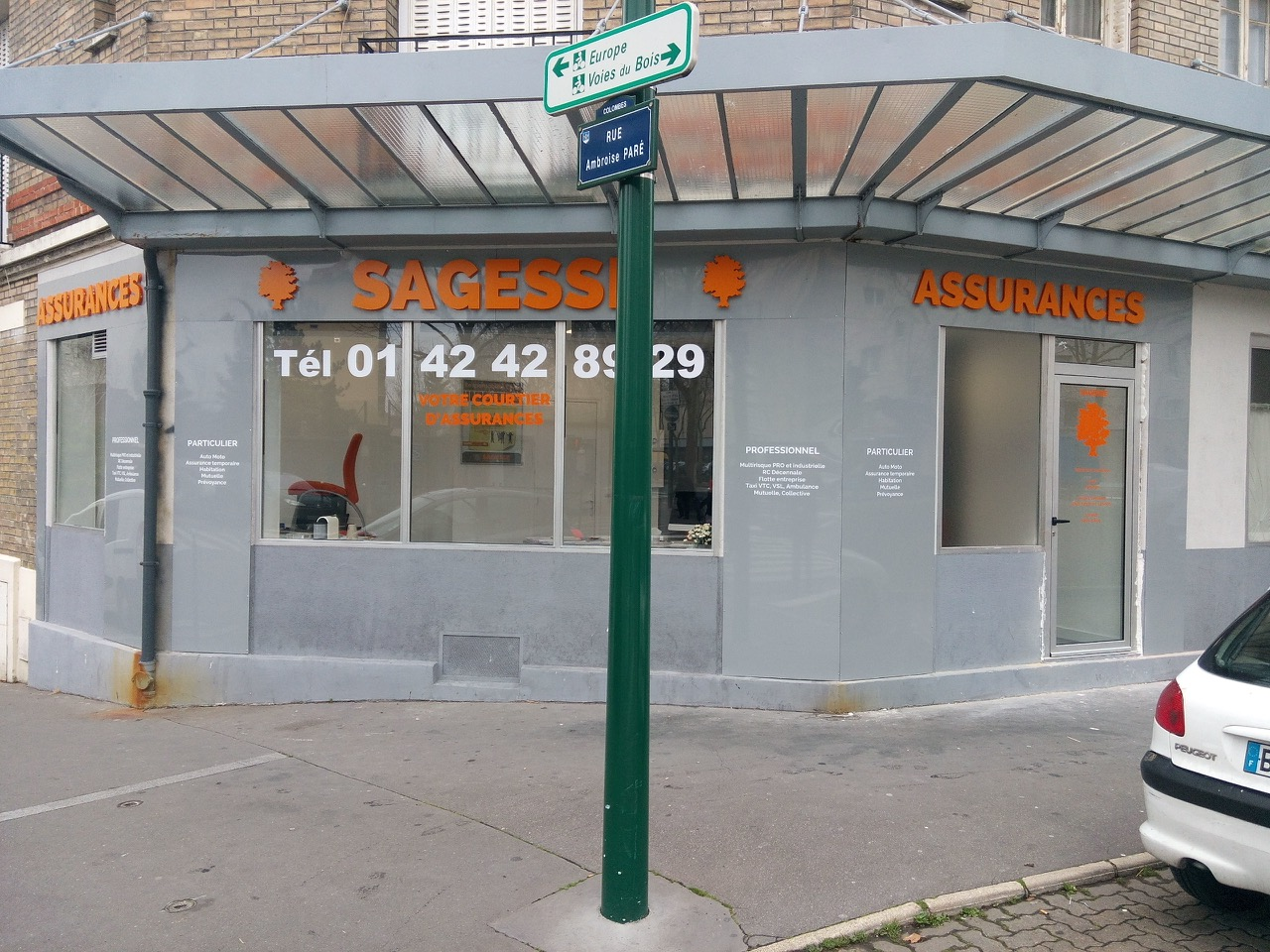 Nouveau Partenaire à Paris