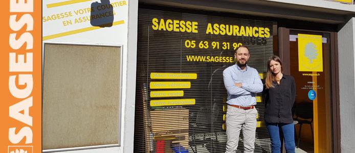 Zoom sur l'agence SAGESSE Montauban, succursale du Groupe SAGESSE