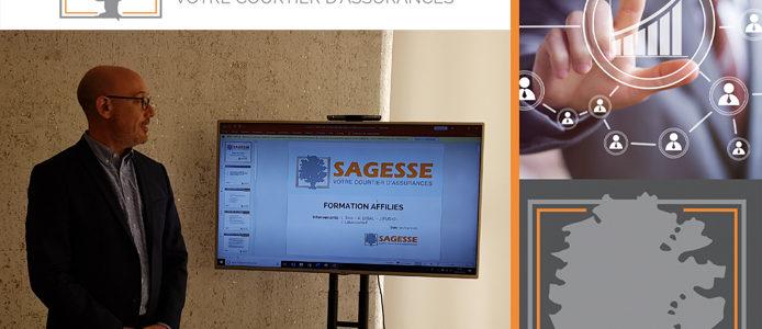 Formation d'intégration des nouveaux membres du réseau SAGESSE