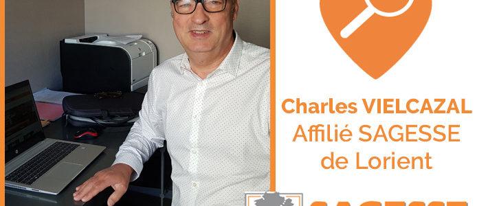 Charles VIELCAZAL, affilié SAGESSE de Lorient