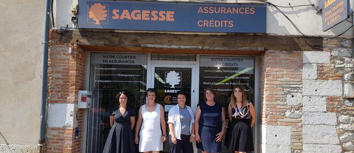 Zoom sur SAGESSE Assurance Courtage Caussade