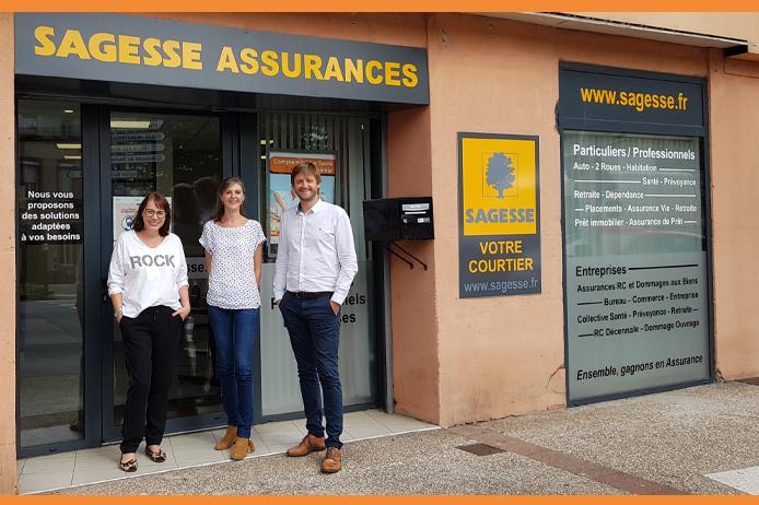 SAGESSE Assurances Albi, 20 ans d'expérience au service des professionnels et particuliers