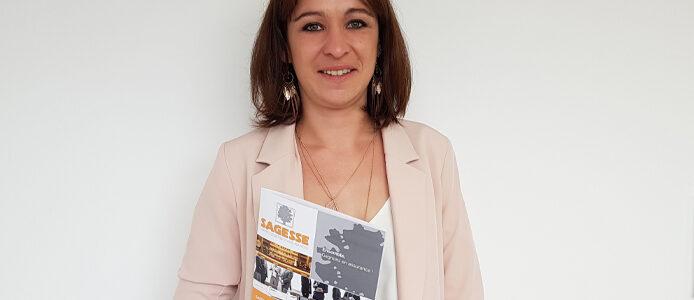 Noémie CHAILLARD, nouvelle affiliée SAGESSE en Haute-Marne